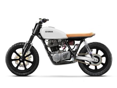 Yamaha SR500 -79