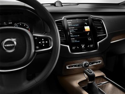 Volvo UI