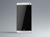 First rendering htc one
