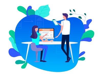 UX Research usability testing usability research ux research illustration branding ux design