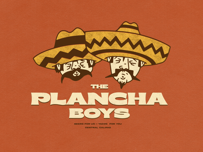 The Plancha Boys