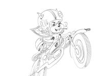 DEUS ex MACHINA - Sketch WIP