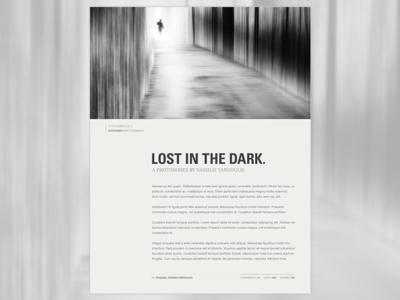 Blogpost layout