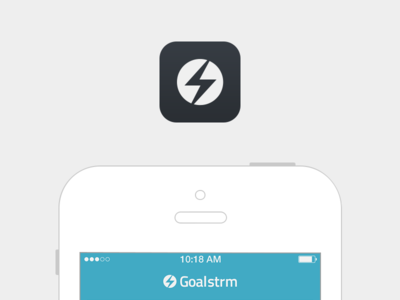 Goalstrm app icon