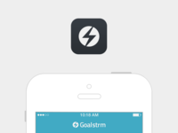 Goalstrm app icon