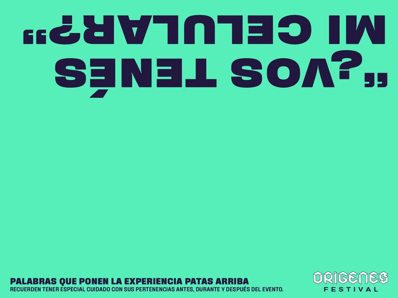 Orígenes Campaign