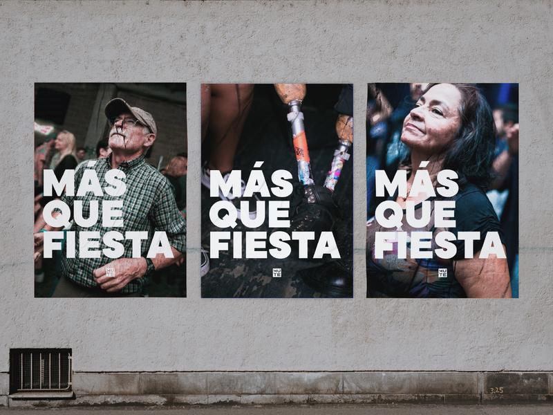#muteresiste Campaign