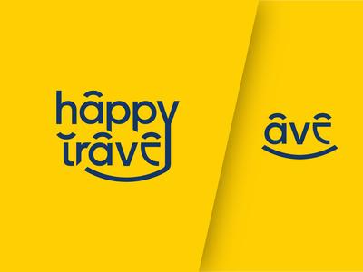Responsive logo of Happy Travel