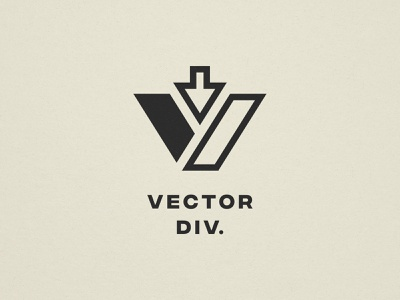 vector division badge logo branding illustrator vector racing