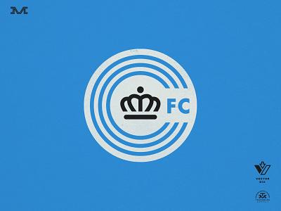 Charlotte FC concept badge sports branding logo football soccer mls charlotte