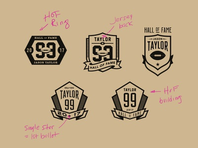 JT Logo Concepts