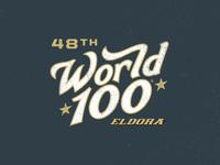 World 100 logos