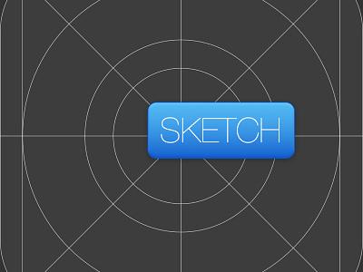 iOS 7 Icon Grid ios 7 icon grid ui design vector sketch download
