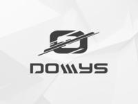 Domys DJ logotype