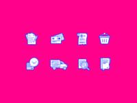 eCom Icons