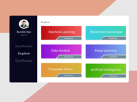 Web learning app