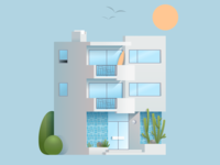 The Cali midcentury beach california building design building architecture design architectural home house architecture