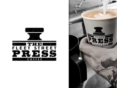 Fleet Street Press Logo