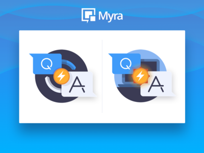 Instant Answers Icon Variations