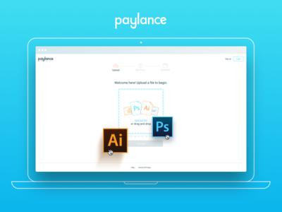 Paylance Uploader