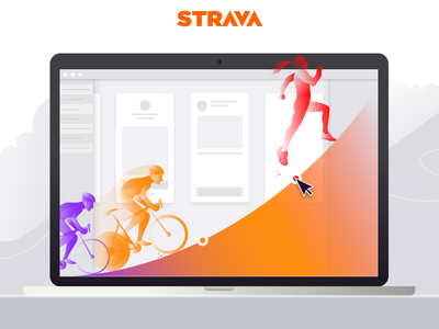 Designing for Growth sports running cycling app product ux ui strava growthdesign growth