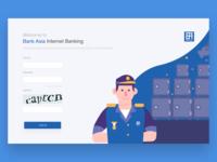 Bank Asia Internet Banking Dashboard (WIP)