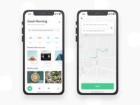 Shohoz App Redesign Concept