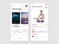 Meditation App exploration