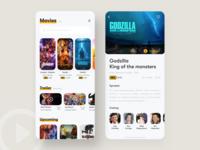 Movie App exploration
