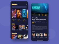 Movie App - Dark Version