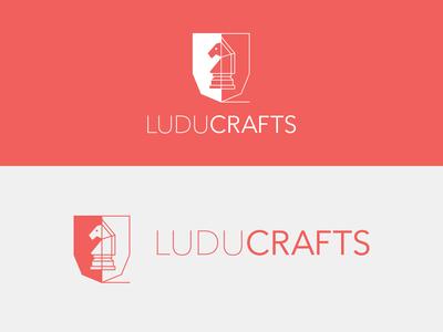 Luducrafts logo