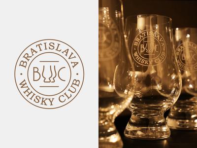 Bratislava Whisky Club logo