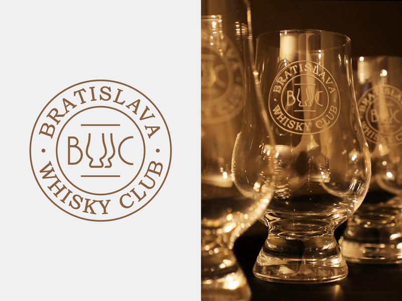 Bratislava Whisky Club logo logo