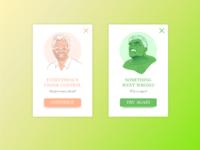 Flash Message UI