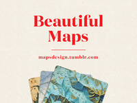 Beautiful maps