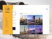 Lufthansa Concept Destinations