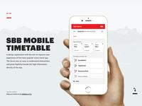 Railway Mobile App