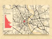 Mapstyle for Datavisualisation project
