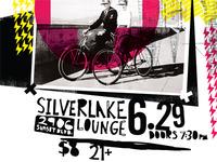 Silverlake Lounge Flyer