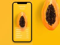 Papaya - Fruits Around the World