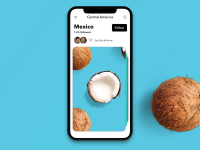 Cards Menu carrousel slide scroll cards ios ux design ui design acrylic exotic fruits mobile app clean minimal interface iphone x cards