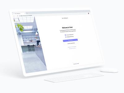 Virtual Queuing - Web browser list waiting uiux ui startup london web covid19 browser business yoobic