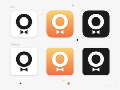 Rota Member app icon app store member hospitality london android ios icon app rota