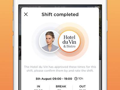 Rota v3.0 is live! web app store member hospitality london android ios icon app rota