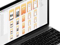 Rota - App Store screenshoots