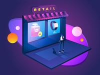 Retail WIndow Shopping