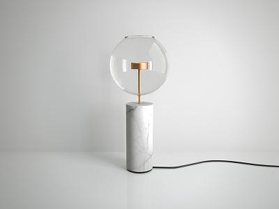 Soffio Lamp 3d artist 3d designer realism cinema 4d render octane model marble lighting interior hdri glass design c4d 3d