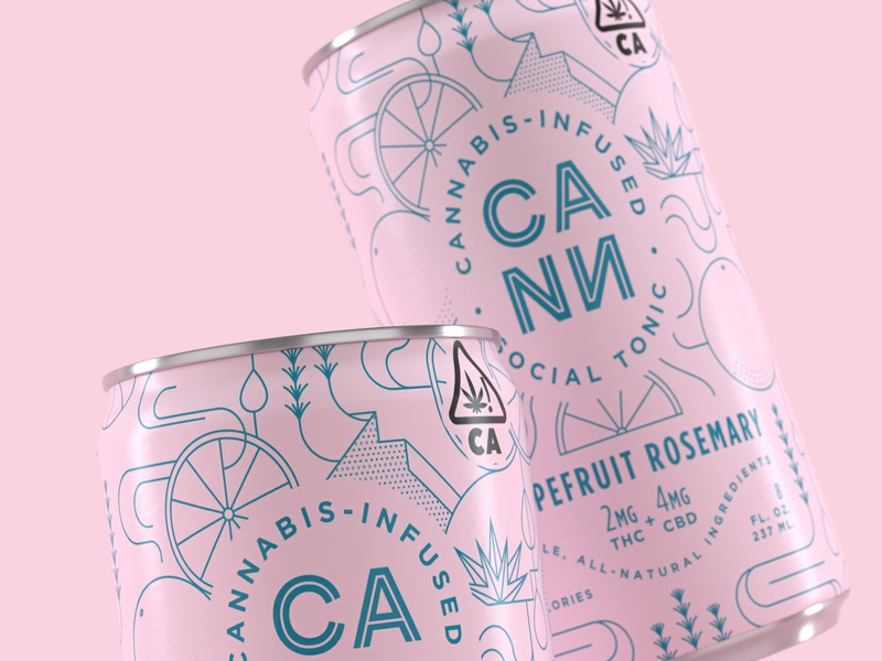 Drink Cann branding brand design material realism 3d design model octane cinema 4d render c4d 3d designer 3d artist 3d