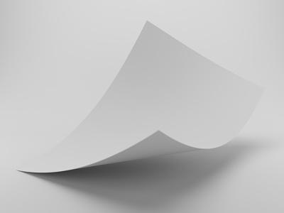 Poster No. 6 Clay print poster design poster material realism 3d design model octane cinema 4d render c4d 3d designer 3d artist 3d