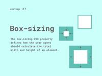 Cutup #7 Box-sizing